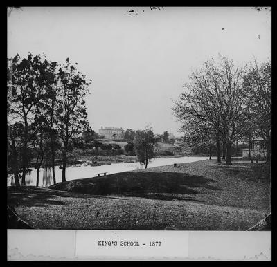 Kings School - 1877