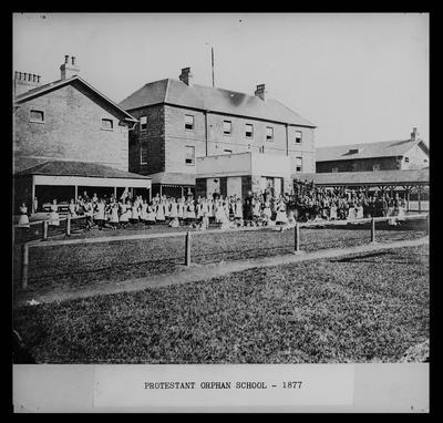 Protestant Orphan School - 1877