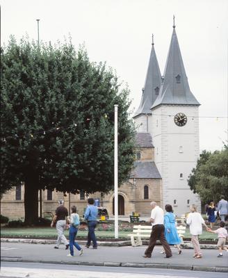 St. John's Cathedral at Church Street