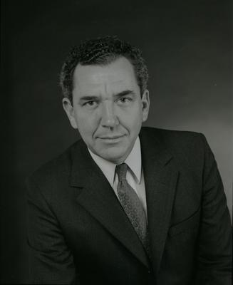 Bank of N.S.W Parramatta : Portrait of Mr A. Blatch