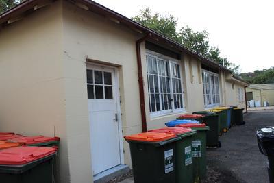 Female Factory Site - Artisans Workshop Carpenters rear view