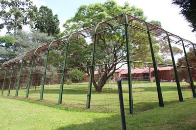 Female Factory Site - Isolation Precinct Hospital courtyard