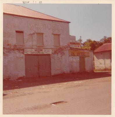 Parramatta Iceworks building in early-1970s